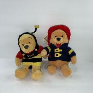 "Fireman & Bubble Bee Winnie the Pooh  8"""